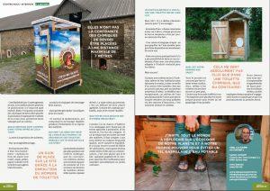 page 3 et 4 de l'interview esprit jardin